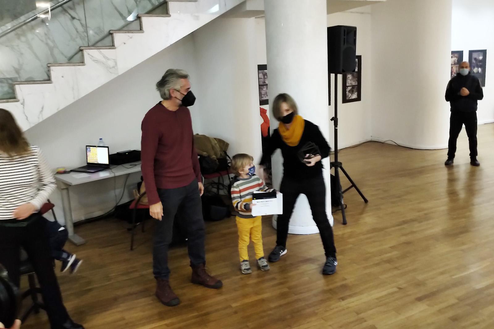 Sanja Knezevic photographer winning award